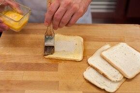 Kebab w chlebie tostowym  – krok 2