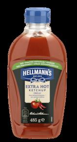 Ketchup Hellmann's Extra Hot