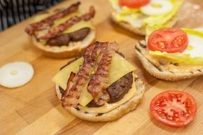 Klasyczny burger wołowy – krok 6