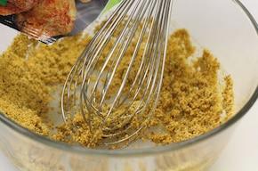 Kofta z ryżem – krok 1