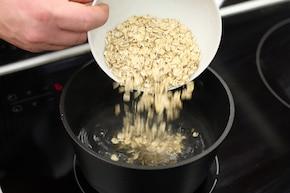 Klopsiki z tofu – krok 1