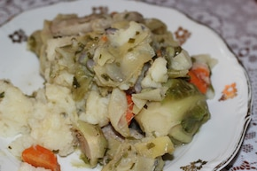 Kociołek warzywny