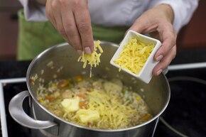 Kolorowe risotto z kurczakiem – krok 5