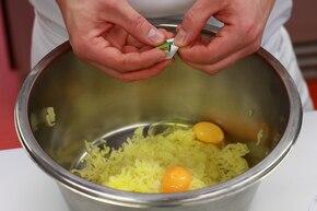 Kopytka kartoflane – krok 2