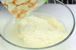 Kopytka na słodko - VIDEO – krok 1