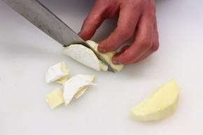 Kotleciki z indyka z pikantnym sosem czekoladowym – krok 2