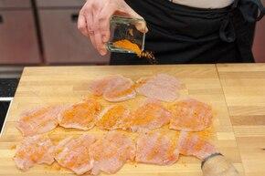 Kotlety z kurczaka w cieście ziemniaczanym  – krok 2