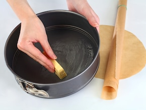 Ciasto biszkoptowe – krok 2