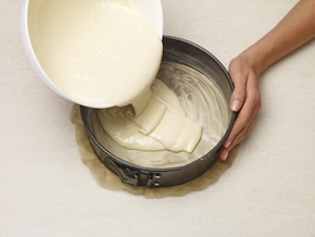 Ciasto kokosowe – krok 2