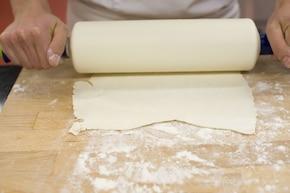 Kulebiak z kapustą kiszoną – krok 6