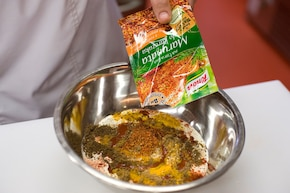 Kurczak murgh makhani – krok 2