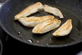 Kurczak słodko-kwaśny  – krok 1