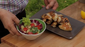 Kurczak w marynacie klasycznej - VIDEO