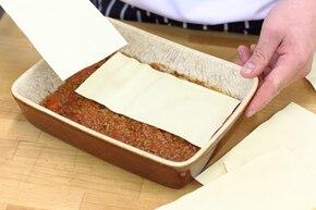 Lasagne – krok 2