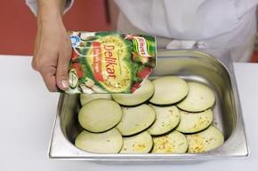 Lasagne warzywna – krok 2
