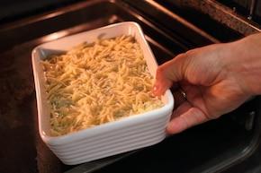 Lasagne z grzybami – krok 4