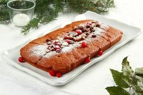 Lekach - aromatyczne ciasto świąteczne
