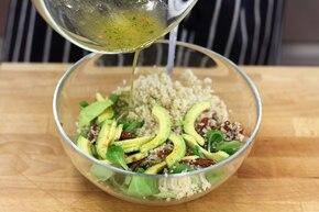 Sałatka z komosą ryżową – krok 3