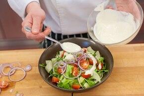 Letnia sałatka na grilla – krok 4