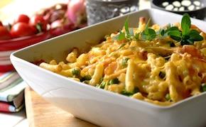 Zapiekanka curry