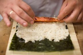 Maki-sushi  – krok 3