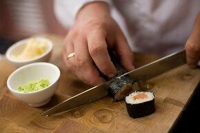 Maki-sushi  – krok 6