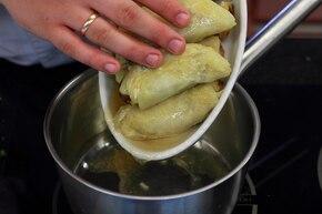 Małopolskie gołąbki – krok 6