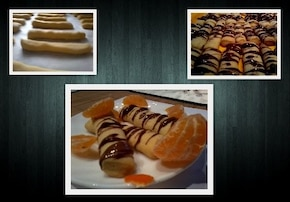 Mandarynkowe Ciasteczka