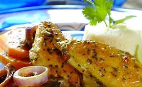 Marokański kurczak