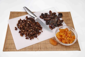 Mazurek daktylowy (bez glutenu, bez laktozy) – krok 4