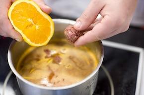 Zupa meksykańska z mięsem mielonym – krok 4