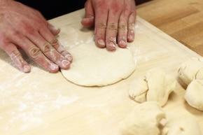 Mini calzone – krok 3