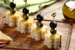 Mini kanapki na imprezę