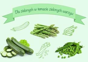 Letnie warzywa zawrócą Wam w głowach.
