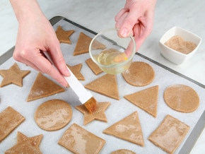 Miodowe ciasteczka – krok 6