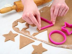 Miodowe ciasteczka – krok 5