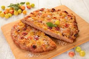 Mirabelkowa pizza