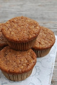 Muffinki rodzynkowe