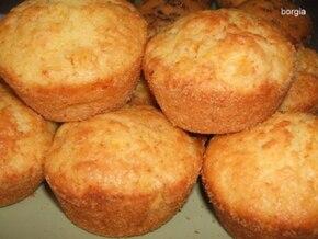 Muffinki z mandarynką