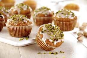 Muffinki marchewkowe