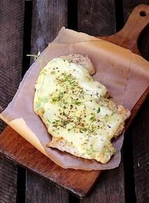 Musztarodwe filety pod serem