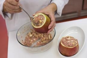 Nadziewane jabłka – krok 5