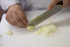 Naleśniki faszerowane mięsem – krok 2