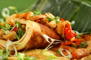 Omlet tajski