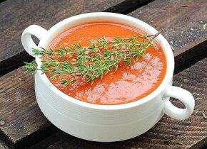 Ostra zupa pomidorowo paprykowa