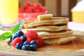 Pancakes czyli amerykanskie naleśniki