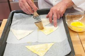Paszteciki z serem feta – krok 4