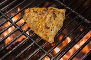 Pełnoziarniste wrapy z kurczakiem z grilla – krok 2