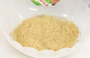 Pieczeń rzymska z jajkiem – krok 3