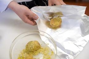 Pieczone ziemniaki po amerykańsku  – krok 2